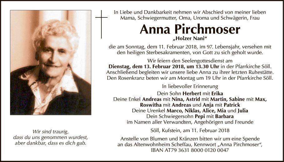Anna Pirchmoser