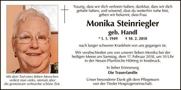 Monika Steinriegler