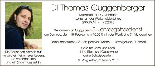DI Thomas Guggenberger