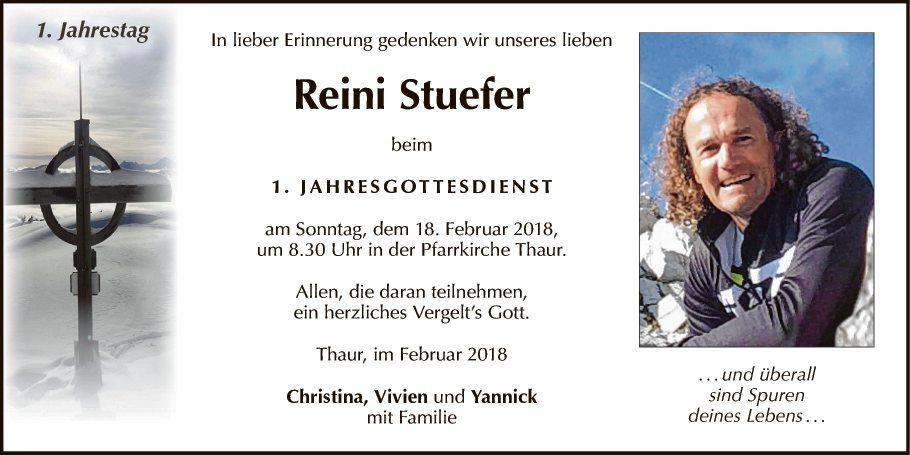 Reini Stuefer