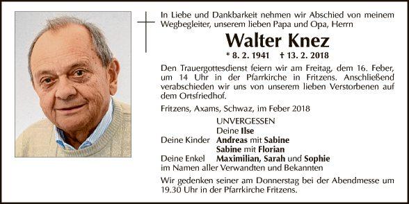 Walter Knez