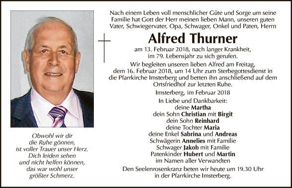 Alfred Thurner