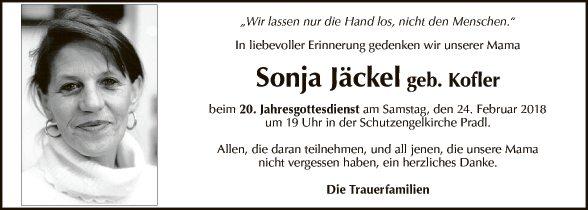 Sonja Jäckel