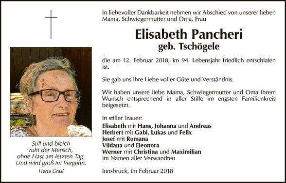 Elisabeth Pancheri