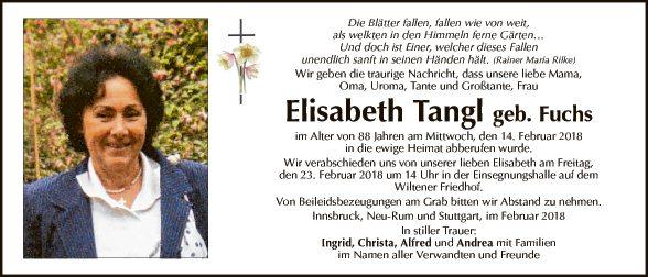 Elisabeth Tangl