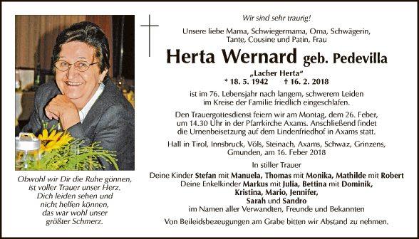 Herta Wernard