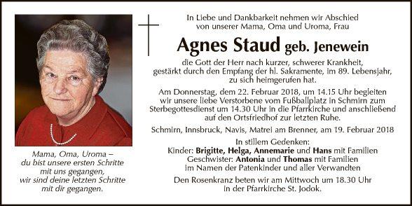 Agnes Staud