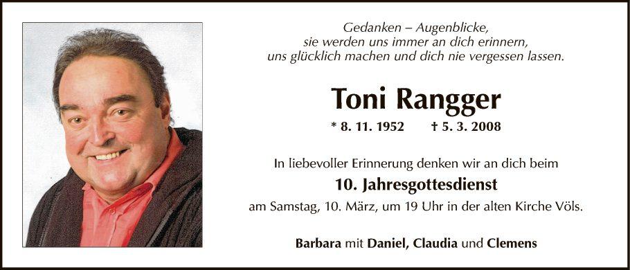 Toni Rangger