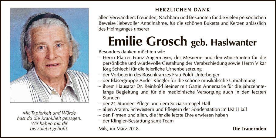 Emilie Grosch