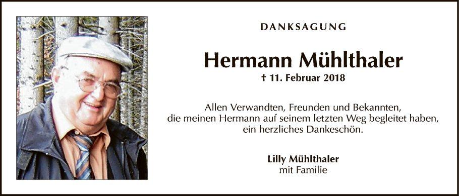 Hermann Mühlthaler