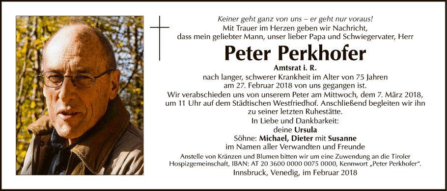 Peter Perkhofer