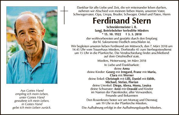 Ferdinand Stern