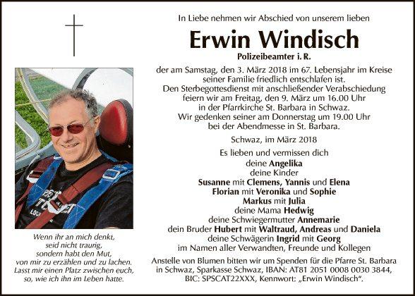 Erwin Windisch