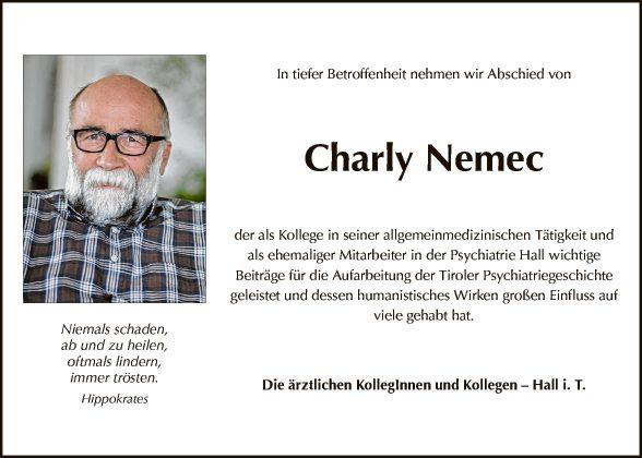 Charly Nemec