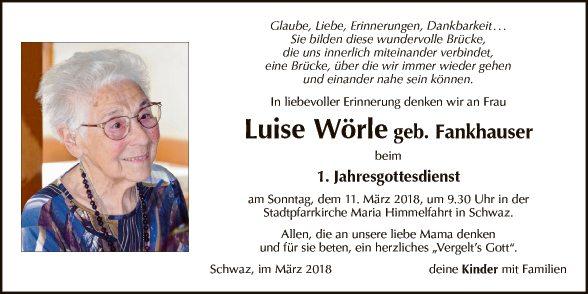 Aloisia Wörle