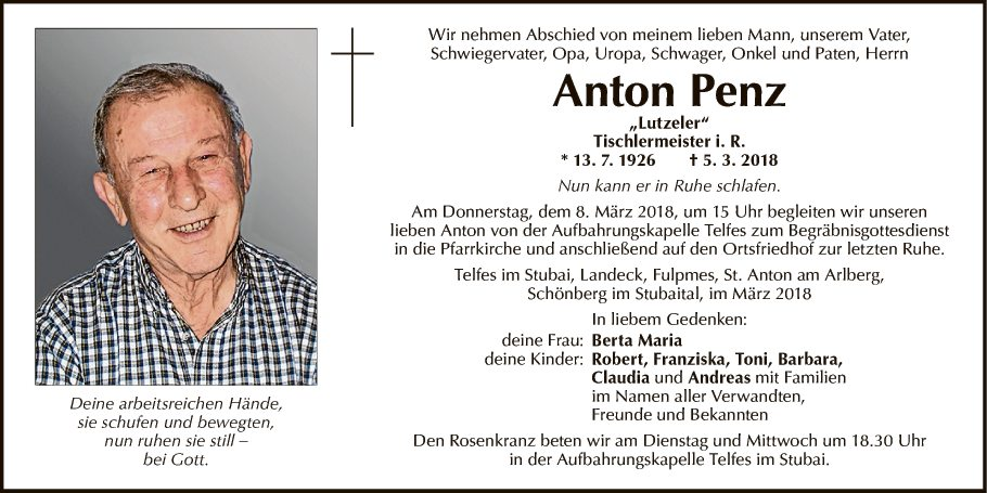 Anton Penz