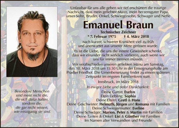Emanuel Braun