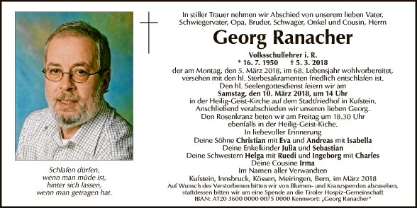 Georg Ranacher