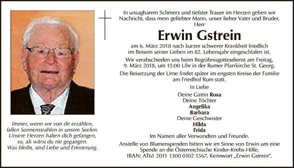 Erwin Gstrein