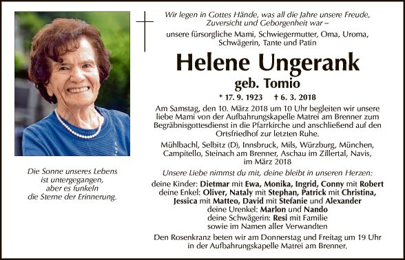 Helene Ungerank