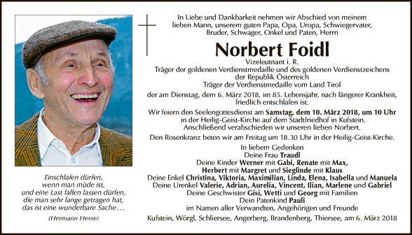 Norbert Foidl