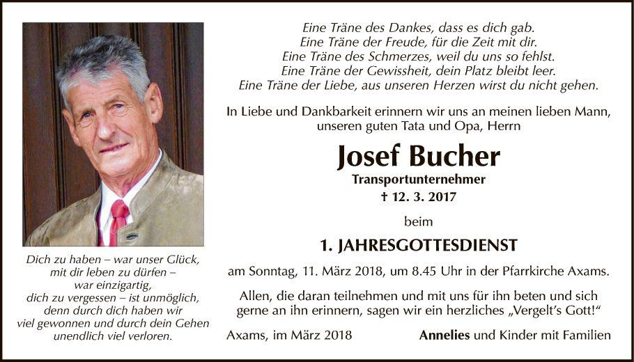 Josef Bucher