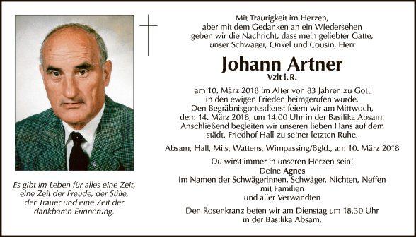 Johann Artner