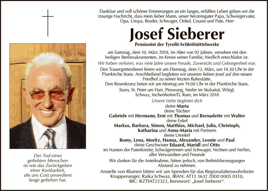 Josef Sieberer