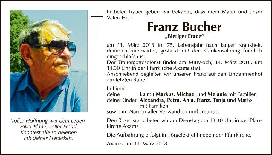 Franz Bucher