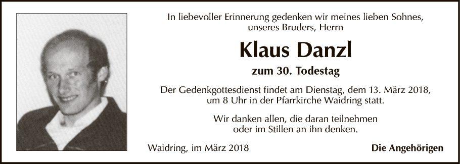 Klaus Danzl