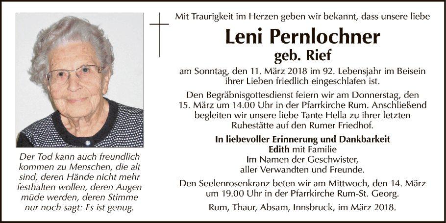 Leni Pernlochner