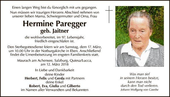 Hermine Paregger