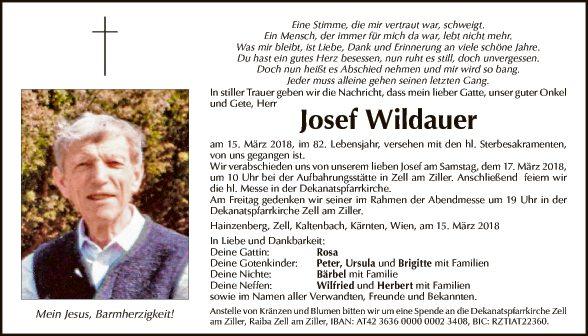 Josef Wildauer