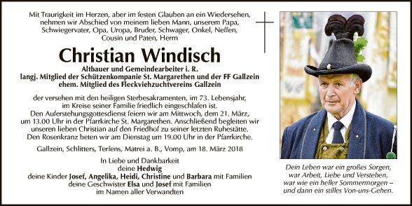 Christian Windisch