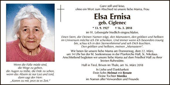 Elsa Ernisa