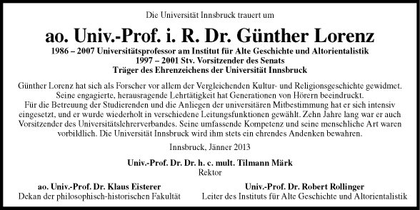 Günther Lorenz