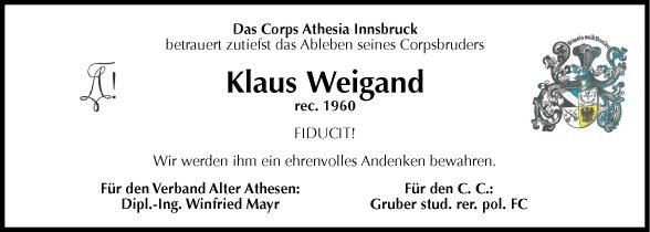 Weigang Klaus
