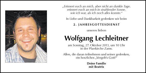 Wolfgang Lechleitner