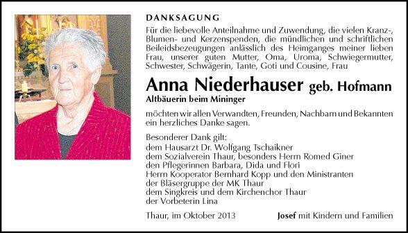 Anna Niederhauser