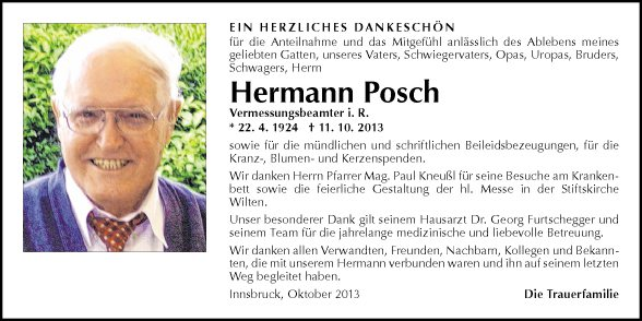 Hermann Posch