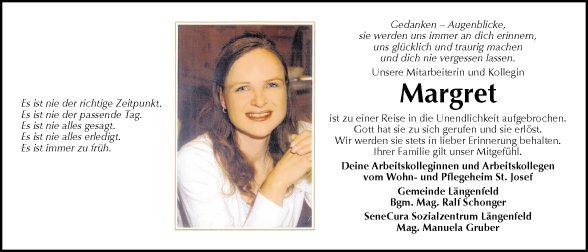 Margret Gstrein