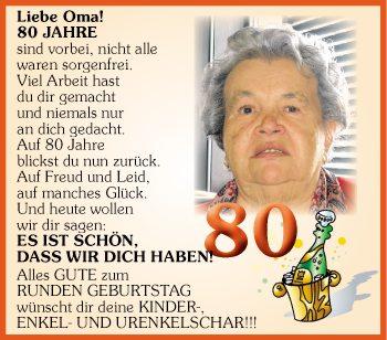 Geschenk Für Oma Zum 80 Geburtstag Aquamaxforum