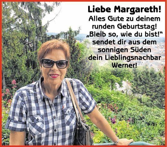 Liebe Margreth