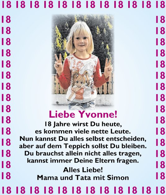 Yvonne 18