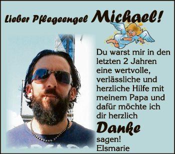 Danke Michael