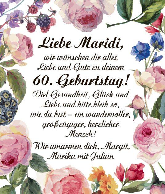 Liebe Maridi