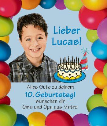 Lieber Lucas