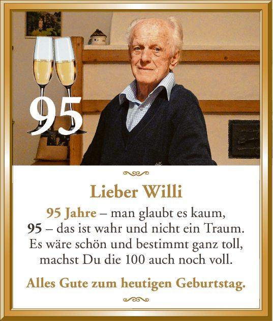 95 Jahre