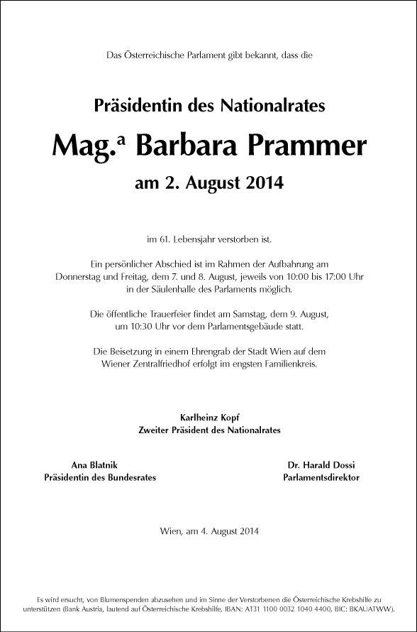 Mag. Barbara Pammer Bild