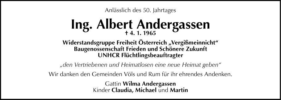 Albert Andergassen